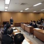 井戸知事4期目出馬表明