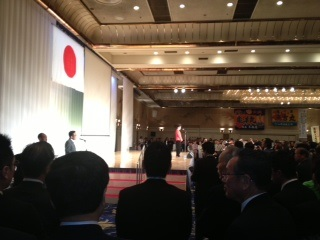 山東昭子参議院議員の会