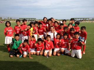 第7回淡路市ダイナマイトカップサッカー