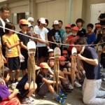 淡路市の漁師さんのおさかな教室