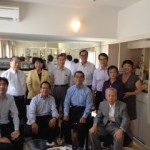 勤労青少年協会の評議員会と理事会開催