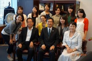 海外派遣 勤労青少年協会