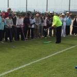 第5回淡路市民体育祭兼淡路市長杯グラウンドゴルフ大会