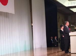73(なみ)にノッてる山東昭子の会