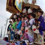 淡路市岩屋の祭り