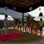 淡路市長杯児童相撲大会