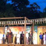 伊奘諾神宮で三大神楽祭