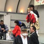 渋谷フェスティバルで淡路を宣伝