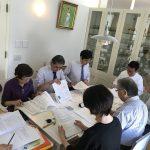 勤労青少年協会  理事会・評議員会の開催