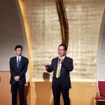 西村康稔経済再生担当大臣就任祝賀会